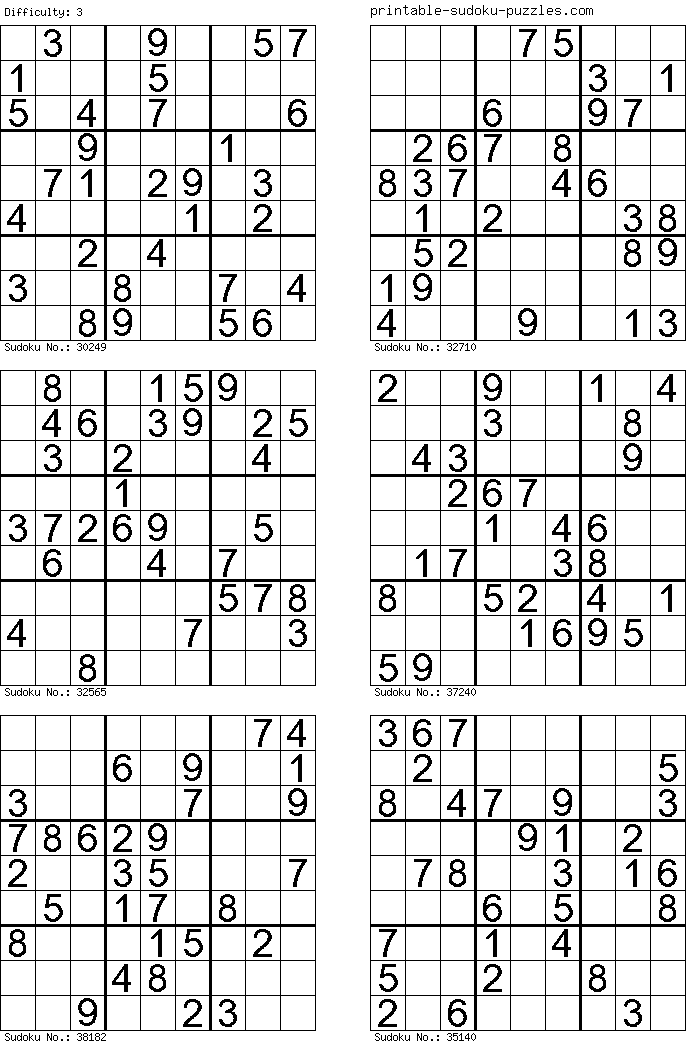 graphic regarding Printable Sudoku Pdf identified as Totally free Printable Sudoku Puzzles